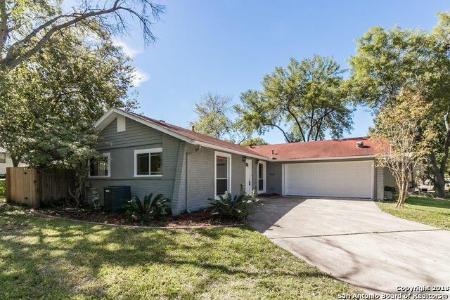 14015 Winding Hill, San Antonio, TX 78217 (MLS #1353056) :: Alexis Weigand Real Estate Group