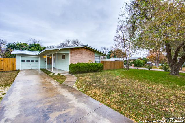 239 Antrim Dr, San Antonio, TX 78218 (MLS #1353058) :: Alexis Weigand Real Estate Group