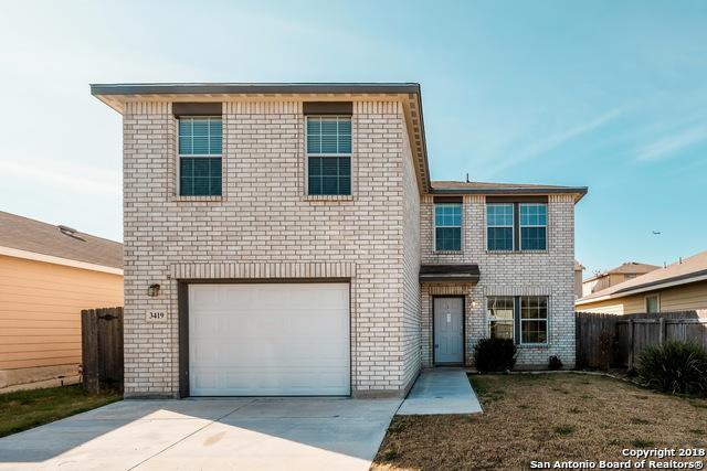 3419 Calico Corner, San Antonio, TX 78245 (MLS #1353169) :: Alexis Weigand Real Estate Group