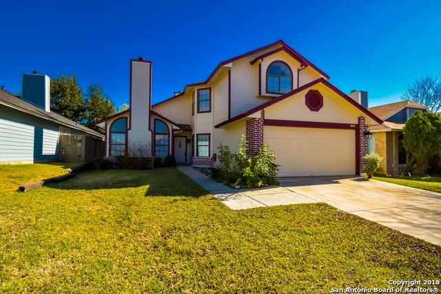 8118 Ludlow Trail, San Antonio, TX 78244 (MLS #1353280) :: Ultimate Real Estate Services