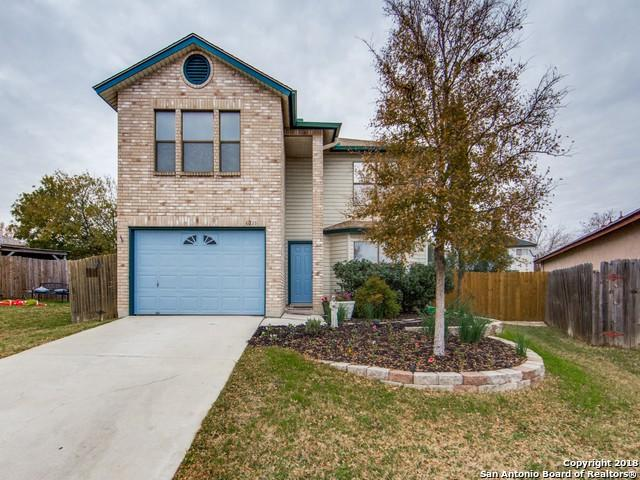 6711 Campus Meadow Dr, Converse, TX 78109 (MLS #1353286) :: Alexis Weigand Real Estate Group