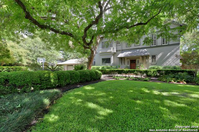 336 Terrell Rd, Terrell Hills, TX 78209 (MLS #1353292) :: Exquisite Properties, LLC