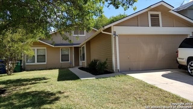 5707 Sun Canyon Dr, San Antonio, TX 78244 (MLS #1353392) :: Alexis Weigand Real Estate Group