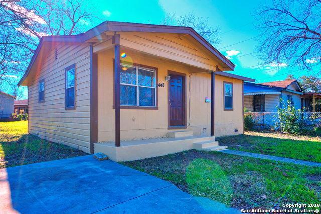 442 Estrella St, San Antonio, TX 78237 (MLS #1353447) :: Berkshire Hathaway HomeServices Don Johnson, REALTORS®