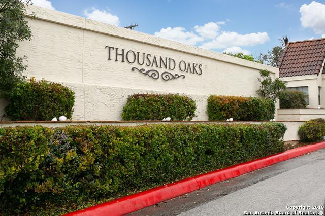 2255 Thousand Oaks Dr #510, San Antonio, TX 78232 (MLS #1353458) :: Vivid Realty