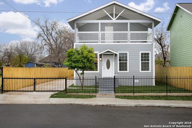 328 Cactus St, San Antonio, TX 78203 (MLS #1353471) :: Vivid Realty