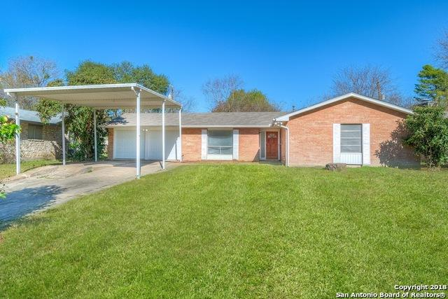 3741 Highcliff Dr, San Antonio, TX 78218 (MLS #1353489) :: Ultimate Real Estate Services