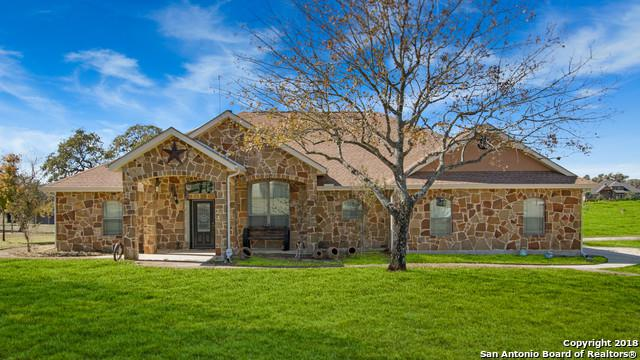 173 Abrego Lake Dr, Floresville, TX 78114 (MLS #1353494) :: Exquisite Properties, LLC