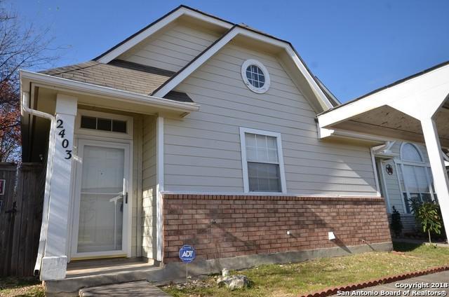 2403 Crown Hollow, San Antonio, TX 78251 (MLS #1353581) :: Neal & Neal Team
