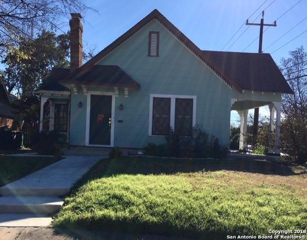 2054 W Gramercy Pl, San Antonio, TX 78201 (MLS #1353610) :: Neal & Neal Team