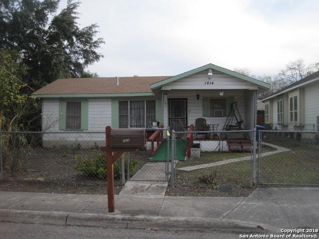 1414 W Pyron Ave, San Antonio, TX 78211 (MLS #1353652) :: Tom White Group