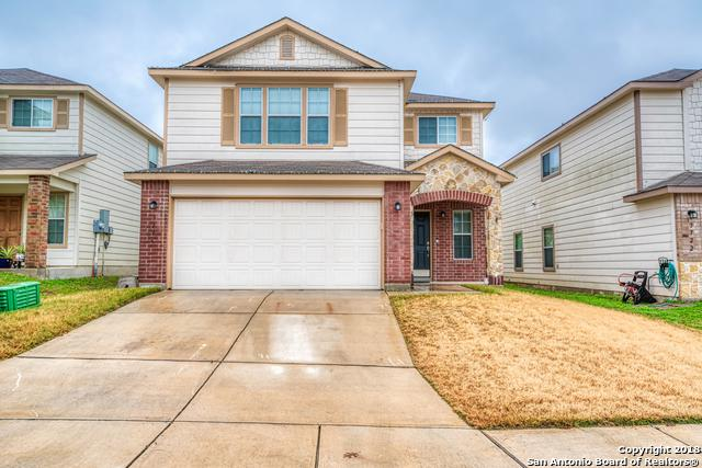 3726 Gallery Wells, San Antonio, TX 78261 (MLS #1353659) :: Alexis Weigand Real Estate Group
