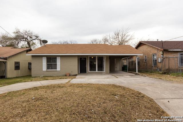 922 Overhill Dr, San Antonio, TX 78228 (MLS #1353678) :: Alexis Weigand Real Estate Group
