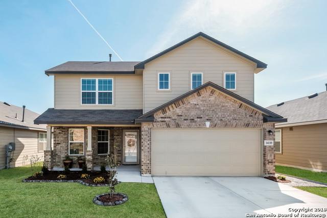 14110 Cremello Falls, San Antonio, TX 78254 (MLS #1353687) :: NewHomePrograms.com LLC