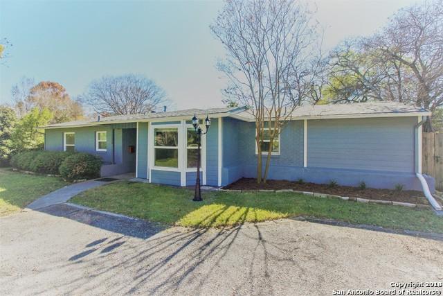 138 Bryker Dr, Terrell Hills, TX 78209 (MLS #1353690) :: Exquisite Properties, LLC