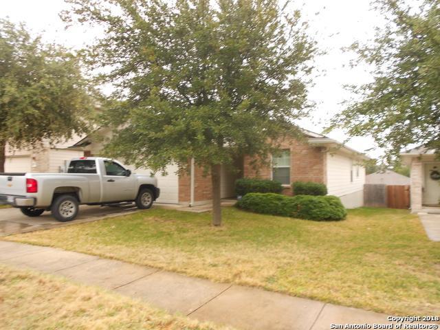 6637 Sally Agee, San Antonio, TX 78238 (MLS #1353702) :: Alexis Weigand Real Estate Group