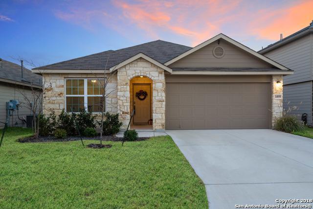14050 Cremello Falls, San Antonio, TX 78254 (MLS #1353713) :: Berkshire Hathaway HomeServices Don Johnson, REALTORS®