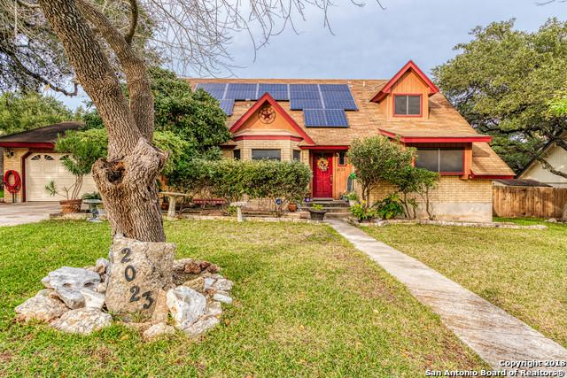 2023 Broken Oak St, San Antonio, TX 78232 (MLS #1353718) :: Tom White Group