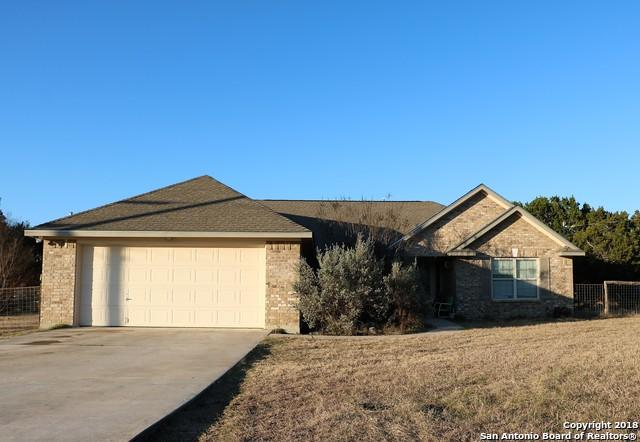 111 Firefly, Bandera, TX 78003 (MLS #1353746) :: Alexis Weigand Real Estate Group