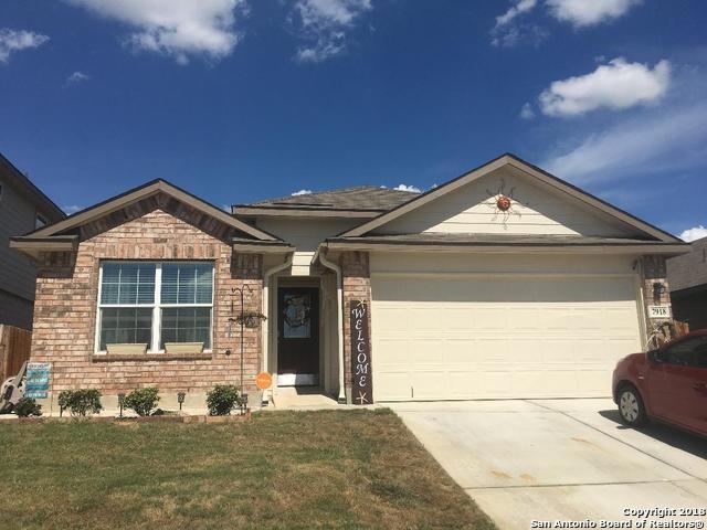 7918 Halo Circle, San Antonio, TX 78252 (MLS #1353782) :: Tom White Group
