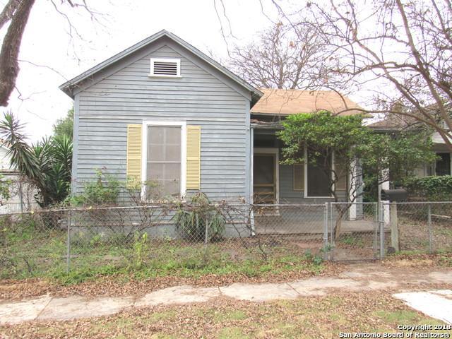 407 Lamar, San Antonio, TX 78202 (MLS #1353830) :: Erin Caraway Group