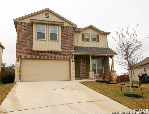 642 Fort Concho, San Antonio, TX 78245 (MLS #1353833) :: Alexis Weigand Real Estate Group
