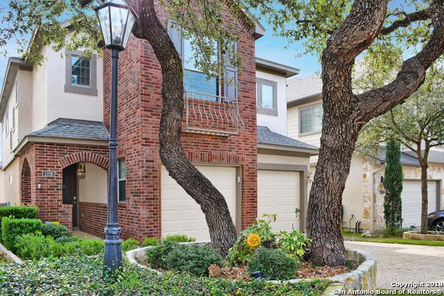 1226 Nicholas Manor, San Antonio, TX 78258 (MLS #1353848) :: ForSaleSanAntonioHomes.com
