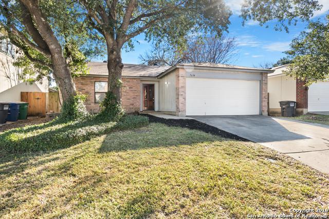 7654 Aspen Park Dr, San Antonio, TX 78249 (MLS #1353870) :: Alexis Weigand Real Estate Group