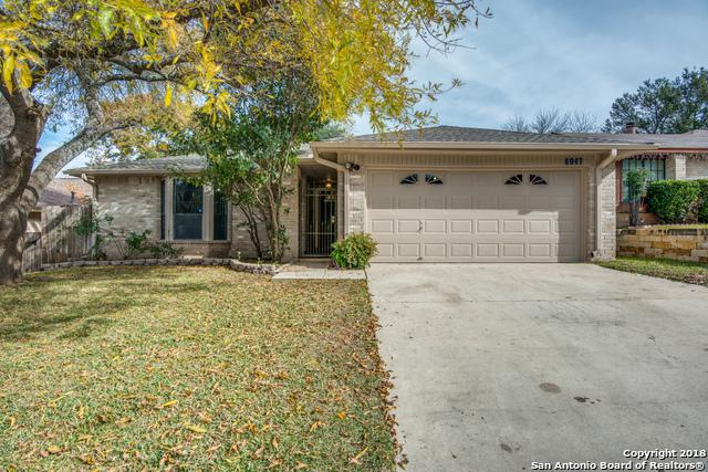6047 John Chapman, San Antonio, TX 78240 (MLS #1353875) :: Alexis Weigand Real Estate Group