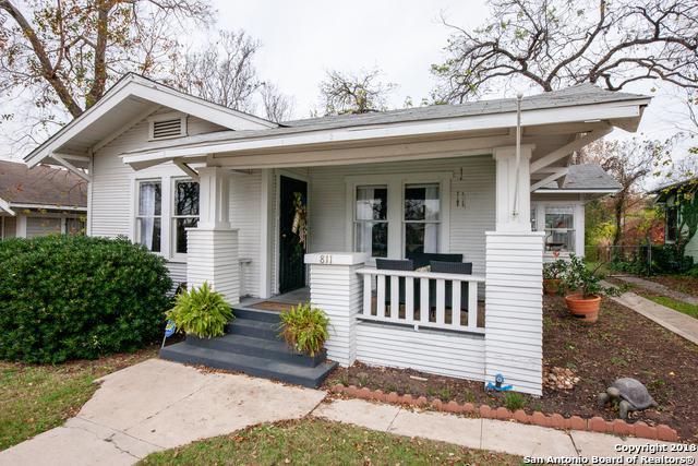 811 Rigsby Ave, San Antonio, TX 78210 (MLS #1353909) :: Exquisite Properties, LLC