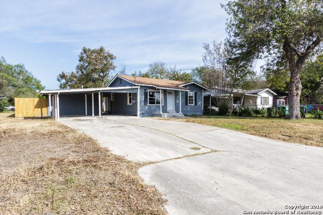 635 Clovis Pl, San Antonio, TX 78221 (MLS #1353964) :: Tom White Group