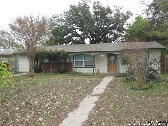 9810 Clarion Dr, San Antonio, TX 78217 (MLS #1354010) :: Alexis Weigand Real Estate Group