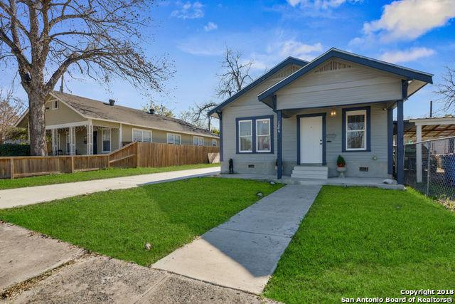 1206 W Summit Ave, San Antonio, TX 78201 (MLS #1354070) :: Alexis Weigand Real Estate Group