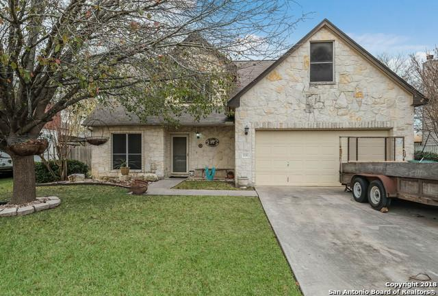 114 Rock Canyon Dr, Boerne, TX 78006 (MLS #1354118) :: The Castillo Group