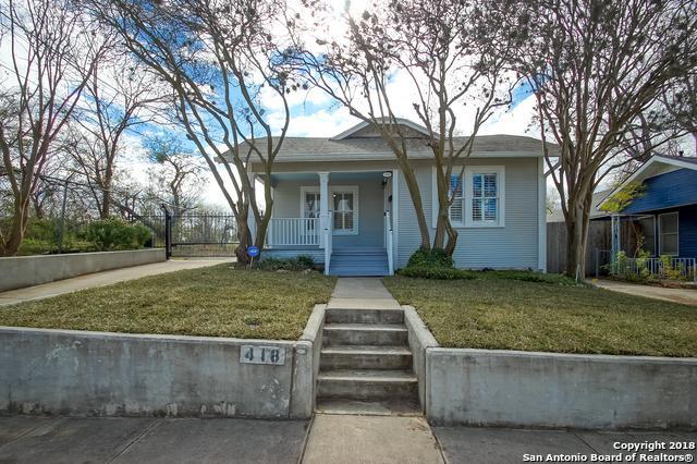 418 Eleanor Ave, San Antonio, TX 78209 (MLS #1354311) :: Alexis Weigand Real Estate Group