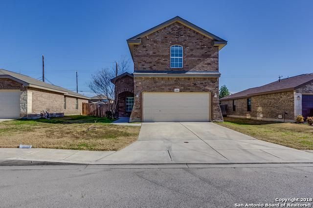 3846 Bogie Way, Converse, TX 78109 (MLS #1354350) :: NewHomePrograms.com LLC