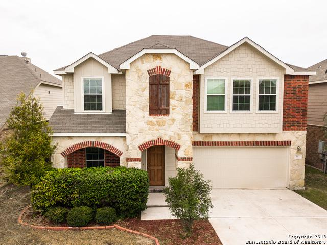 353 Buckboard Ln, Cibolo, TX 78108 (MLS #1354364) :: The Castillo Group