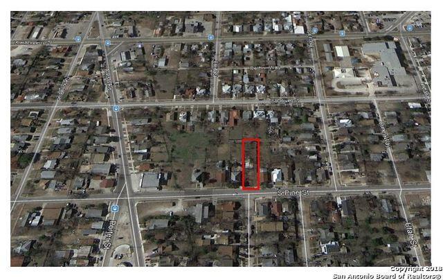 1019 S Pine St, San Antonio, TX 78210 (MLS #1354406) :: The Castillo Group