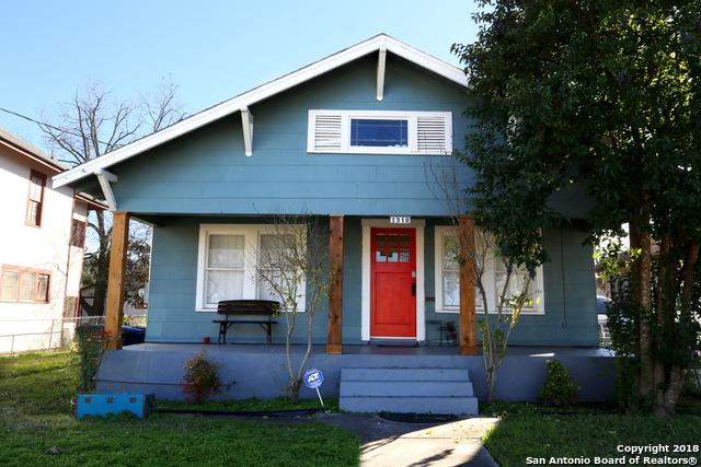 1318 Nolan St, San Antonio, TX 78202 (MLS #1354574) :: Erin Caraway Group