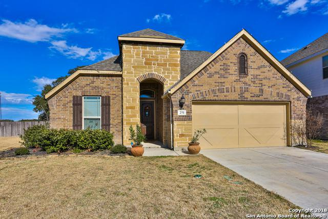 251 Parkview Terrace, Boerne, TX 78006 (MLS #1354651) :: Alexis Weigand Real Estate Group