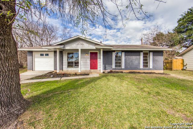 4301 Sun Vista Ln, San Antonio, TX 78217 (MLS #1354658) :: Alexis Weigand Real Estate Group