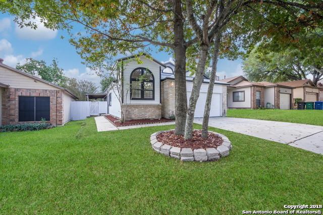 5882 Spring Green, San Antonio, TX 78247 (MLS #1354698) :: Neal & Neal Team