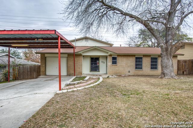 523 Stimmel St, San Antonio, TX 78227 (MLS #1354746) :: Exquisite Properties, LLC