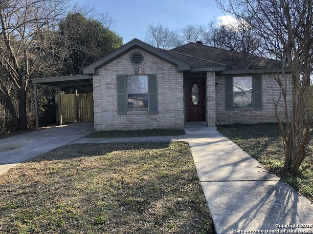 106 Cardiff Ave, San Antonio, TX 78220 (MLS #1354885) :: Exquisite Properties, LLC