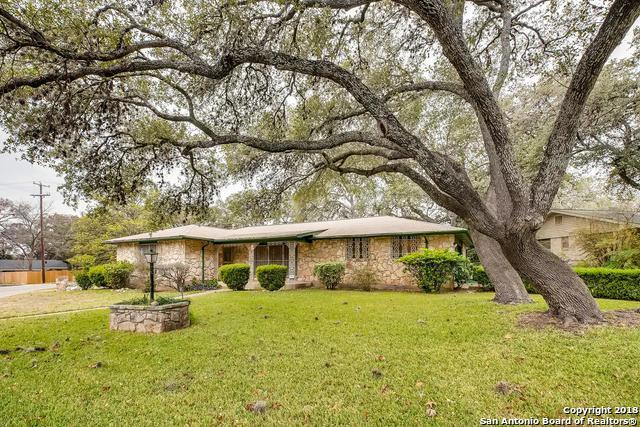 10103 Carolwood Dr, San Antonio, TX 78213 (MLS #1354903) :: Exquisite Properties, LLC