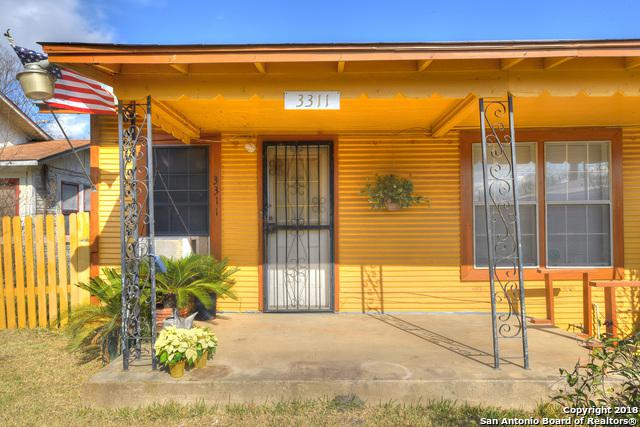 3311 W Cesar E Chavez Blvd, San Antonio, TX 78207 (MLS #1355097) :: Exquisite Properties, LLC