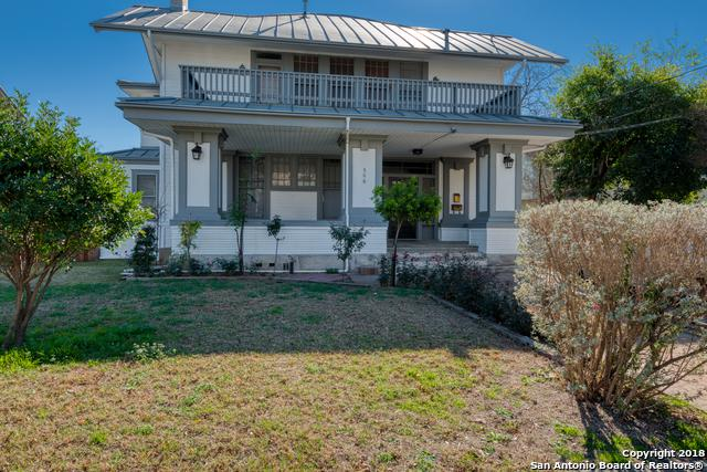 506 E Park Ave, San Antonio, TX 78212 (MLS #1355197) :: Exquisite Properties, LLC