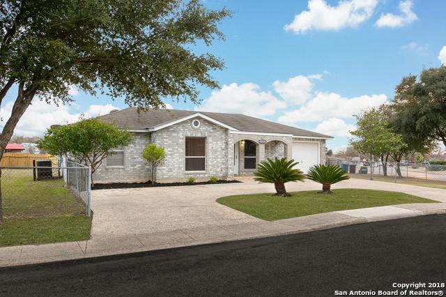 5806 Sun Bay, San Antonio, TX 78244 (MLS #1355204) :: Alexis Weigand Real Estate Group