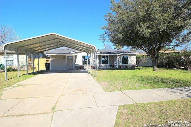 131 E Amber St, San Antonio, TX 78221 (MLS #1355233) :: Tom White Group