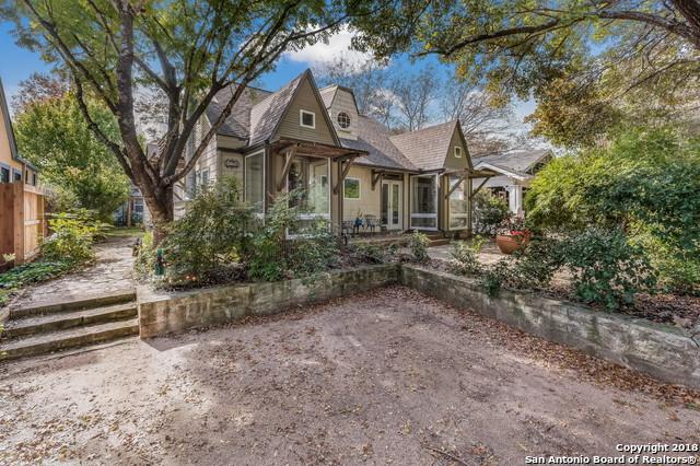 128 Armour Pl, San Antonio, TX 78212 (MLS #1355235) :: Alexis Weigand Real Estate Group